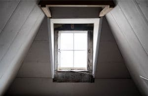 window on the attic